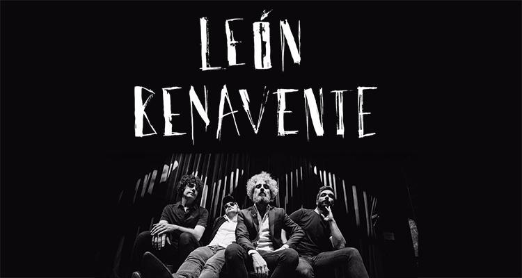 Concierto de León Benavente en Valencia