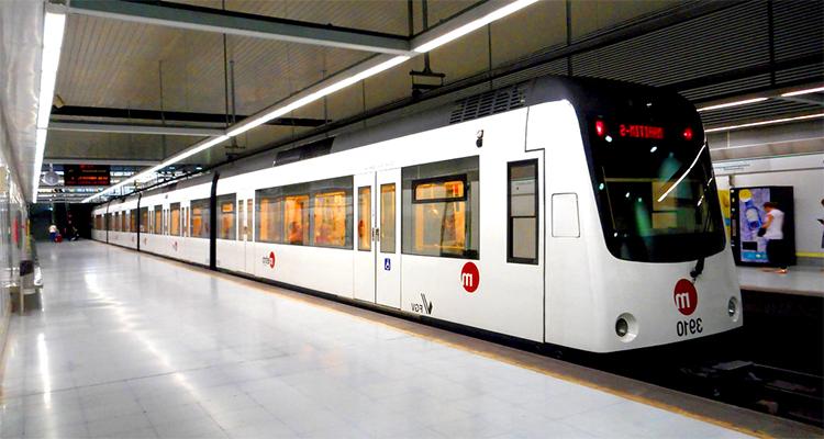 metrovalencia Valencia Estación de metro