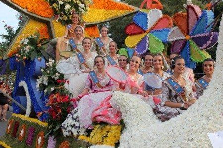 Carro della Batalla de Flores
