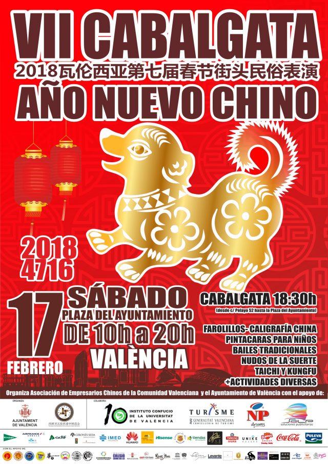 año nuevo chino en valencia