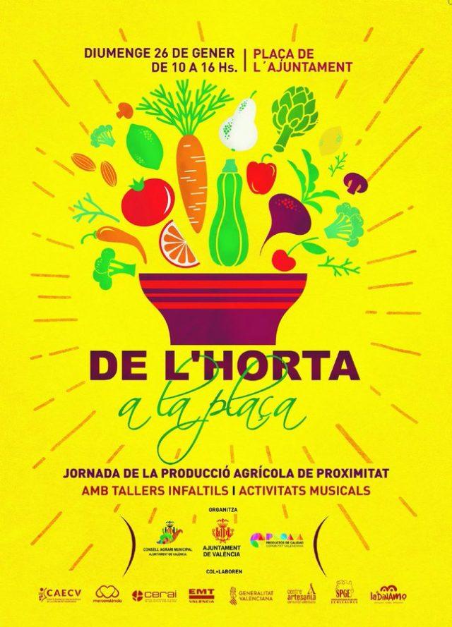mercado agrícola en valencia