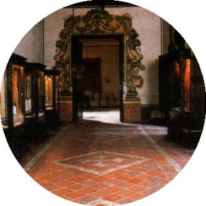 Vestibolo, Colegio Arte Mayor de la Seda