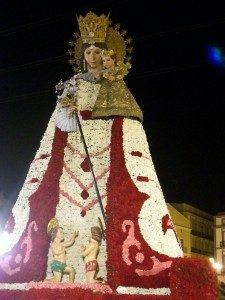 Virgen de los Desemparados