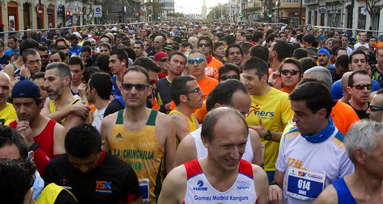 Valencia Carrera popular 15K Abierta al Mar