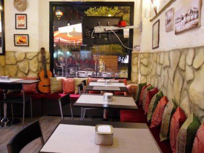 Restaurante Masaya en Valencia