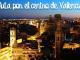 centro valencia itinerario