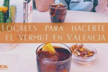 Tomar el vermut en Valencia