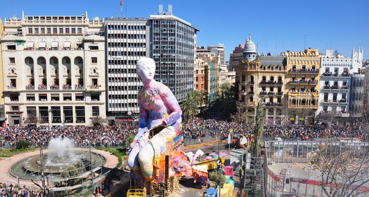 Mapa Fallas Valencia 2019.Fallas 2019 Seccion Especial Love Valencia