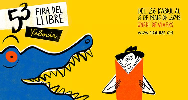 fira del llibre valencia 2018