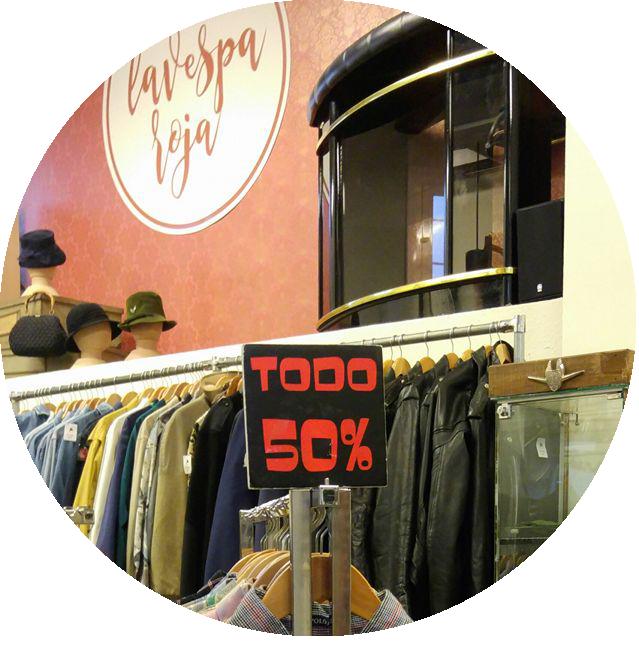 negozio vintage valencia el carmen