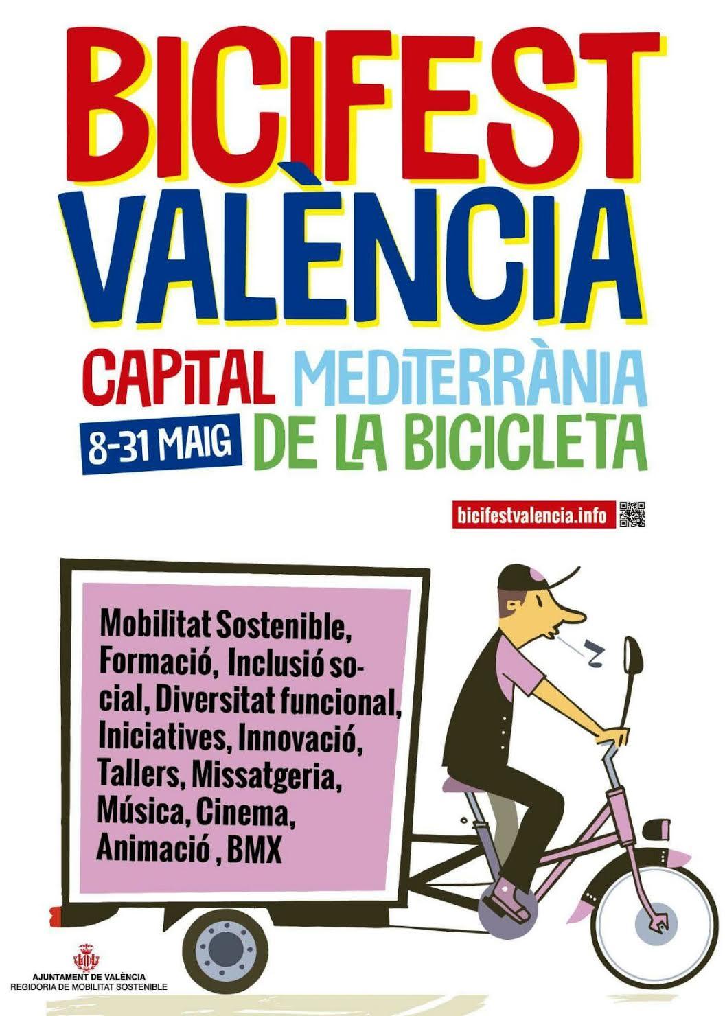 bicicleta valencia