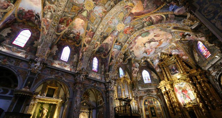 Sistine Chapel of Valencia