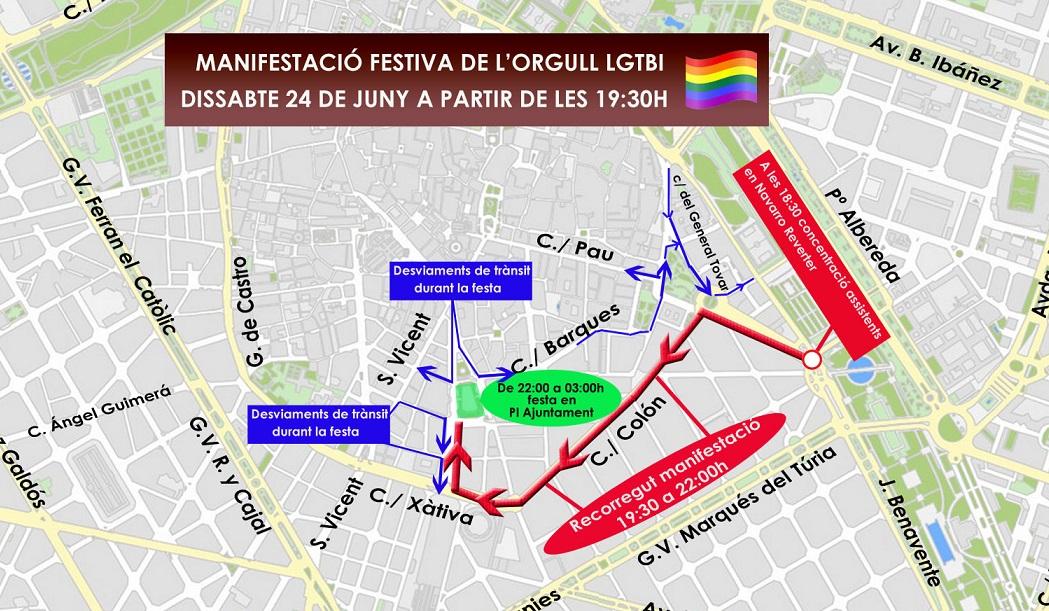 Orgullo LGTB València
