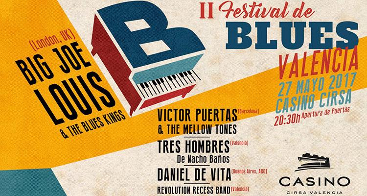 blues en valencia