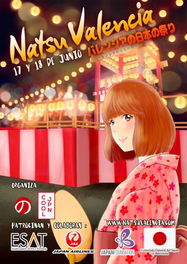 Feria japonesa en Valencia