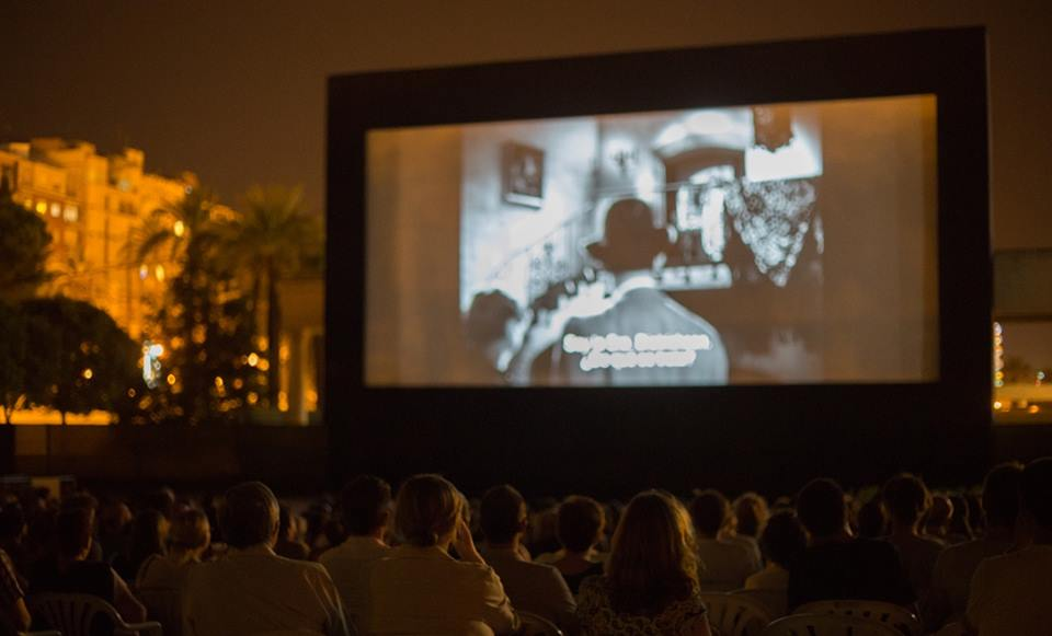 Filmoteca d'estiu València