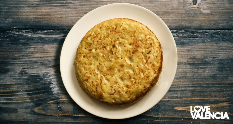 mejor tortilla de patata Valencia