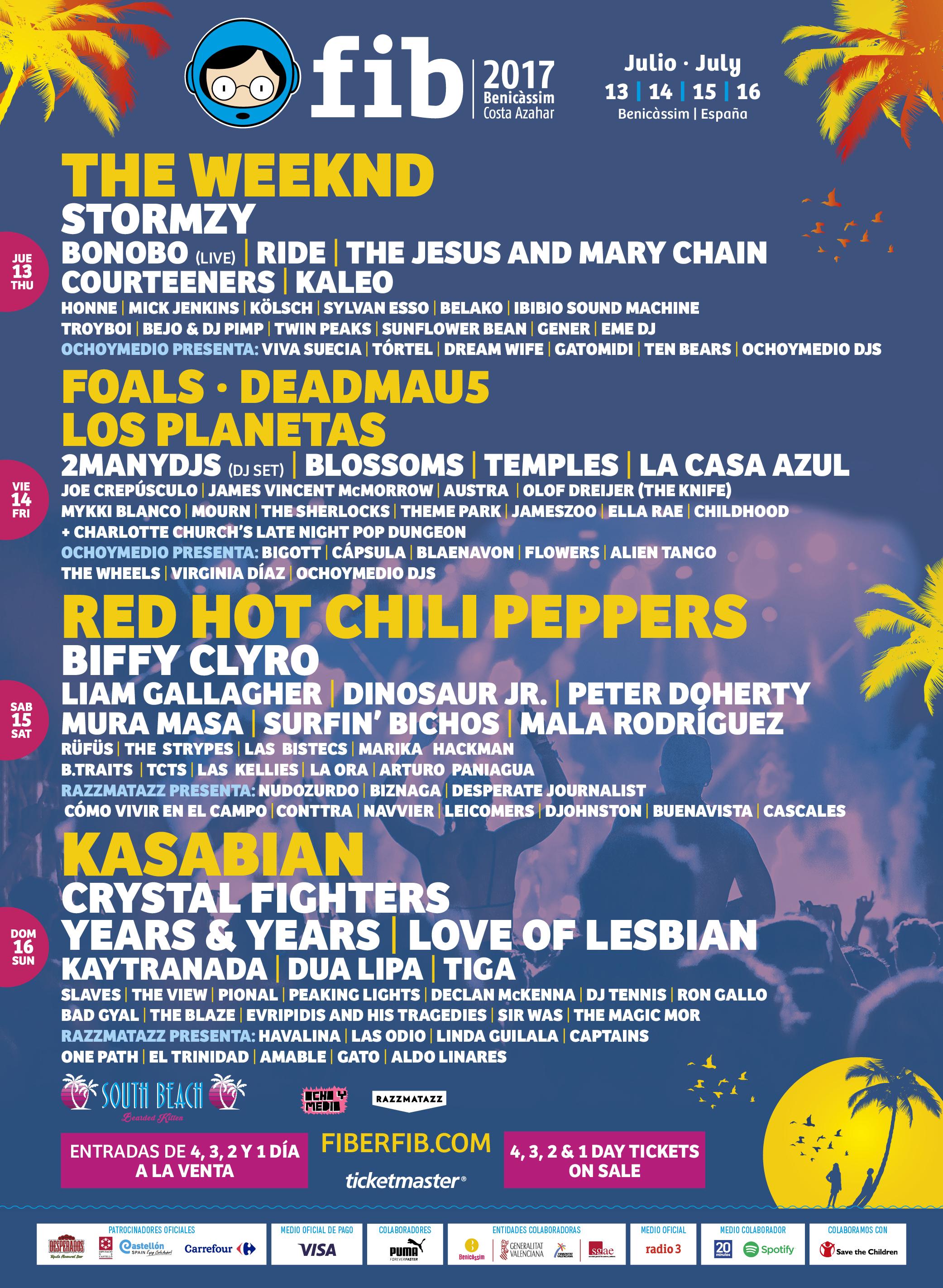 festivales de verano en valencia