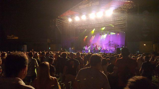 Concerts de Vivers 2017