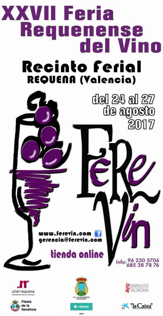 Feria Requenense del Vino 2017