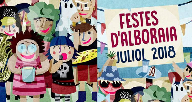 fiestas de verano en valencia
