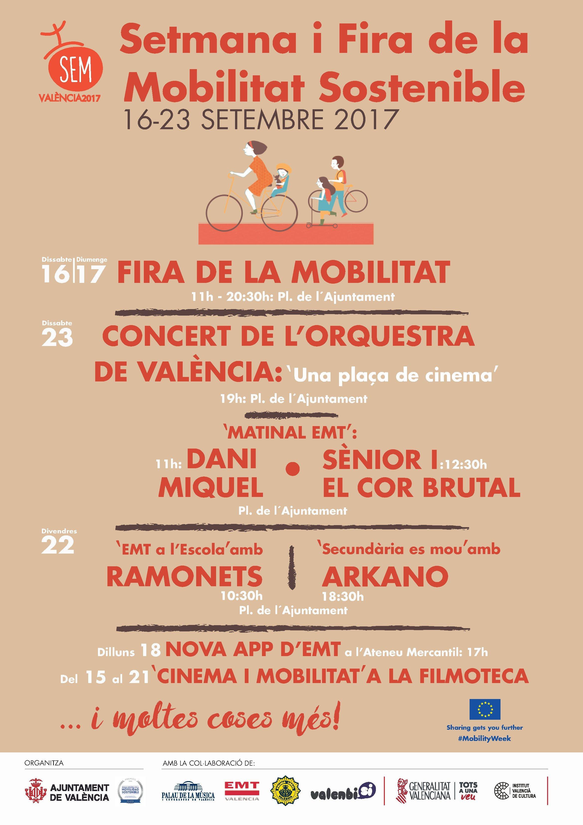 Feria de la movilidad de Valencia