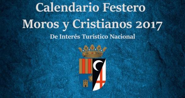 Cartel de las Fiestas Moros y Cristianos de Crevillente 2017