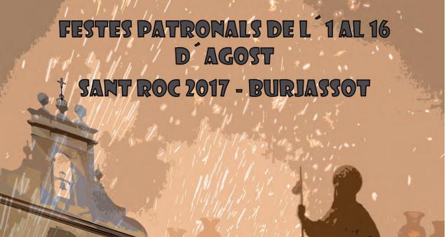 Fiestas patronales burjassot 2017