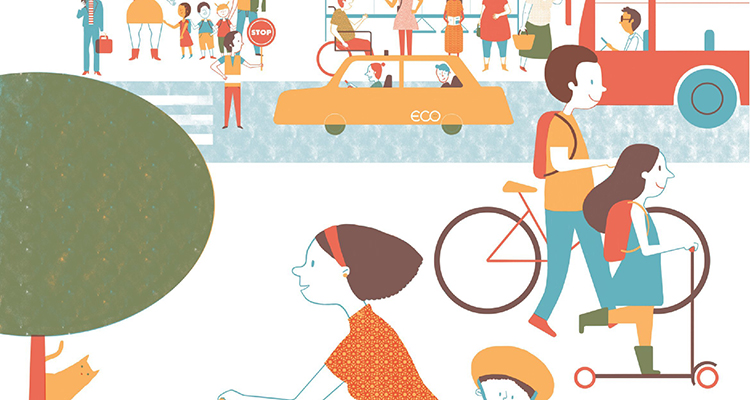 Semana de la movilidad en Valencia