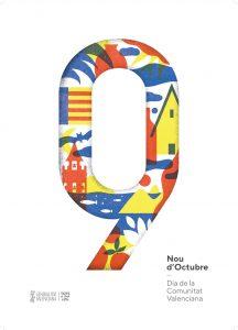 9 octubre comunidad valenciana