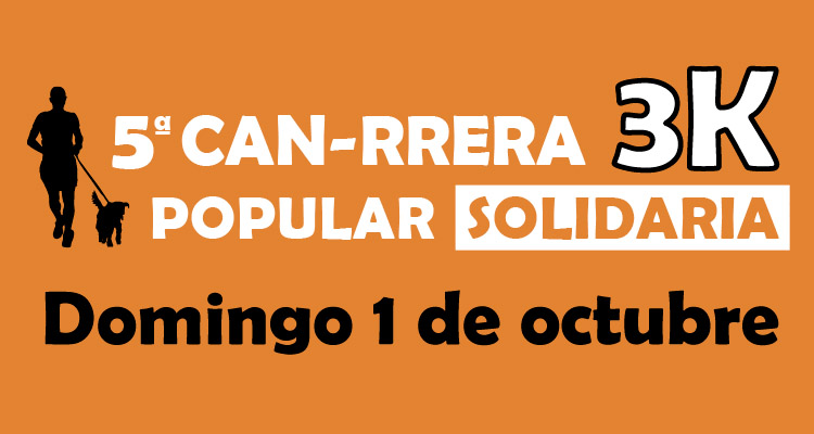 Can-rrera popular en Bioparc Valencia