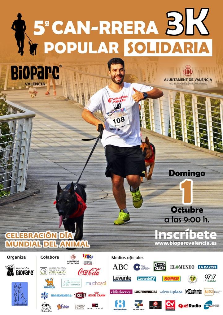 Can-rrera solidaria Bioparc Valencia