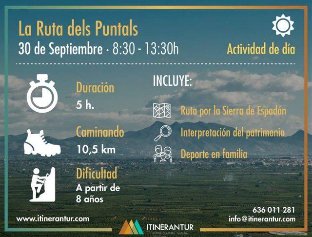 Itinerantur ruta gratuita