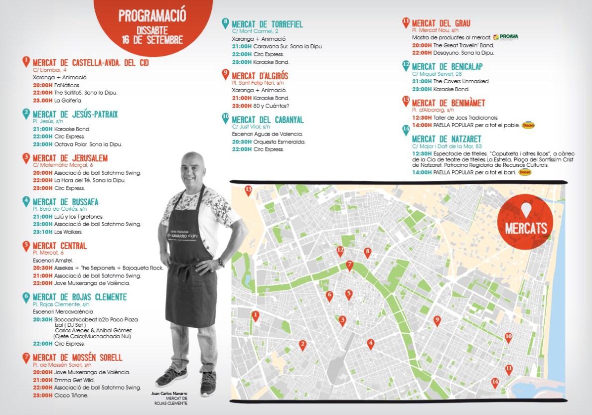Programa del Bonica Fest