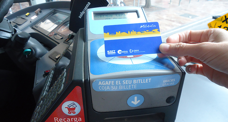 Viaja gratis autobus EMT Valencia Día sin coches