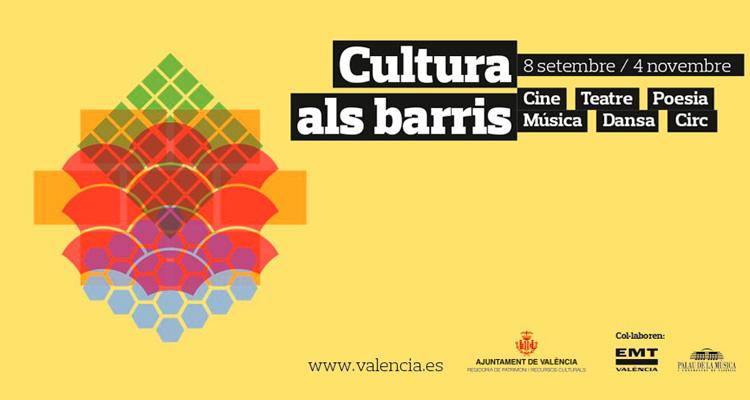 cultura als barris