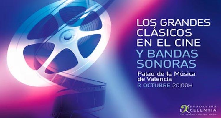 Concierto en Valencia de grandes clásicos del cine y bso