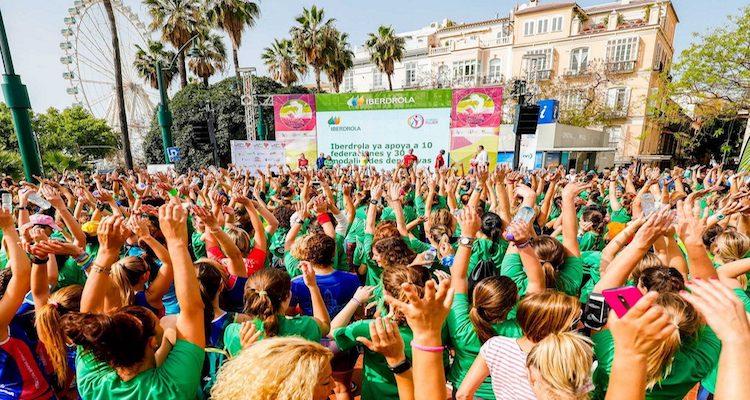 Mujer salud y deporte en Valencia