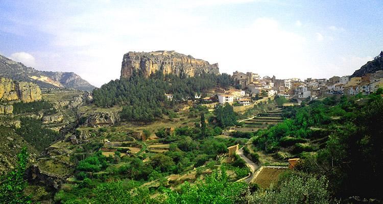 Alpuente turismo comunidad valenciana