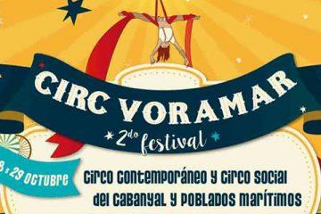Festival de circo en Valencia