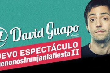 David Guapo en València
