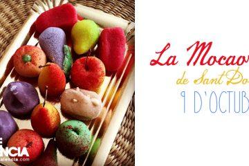Mocaora Sant Donis 9 Octubre día de la Comunitat Valenciana