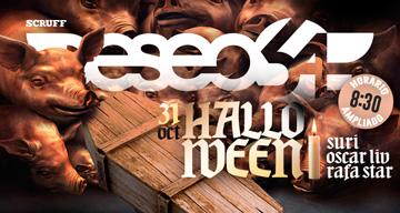 fiestas de halloween en valencia