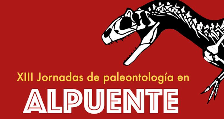 jornadas de paleontología