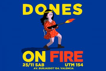 Dones on fire Benicalap