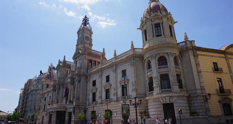 mangiare nel centro di Valencia