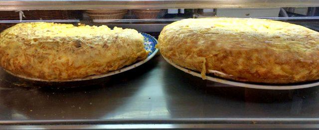 Las mejores tortillas de patatas Valencia Bar Alhambra