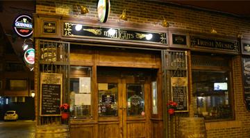 pub irlandés en Valencia