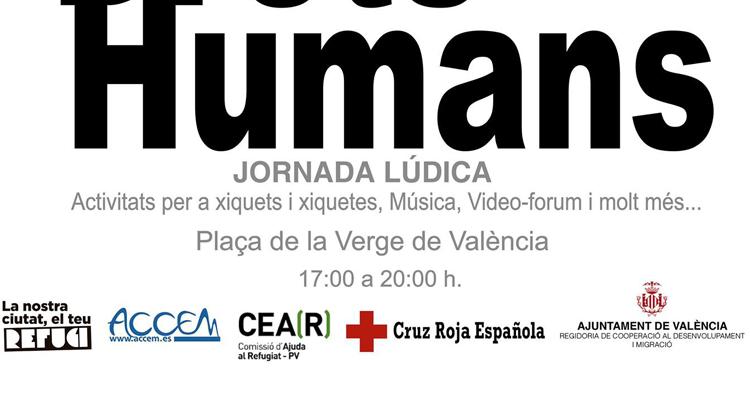 Día Internacional de los Derechos Humanos en València