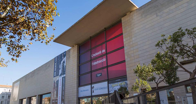 Valencian Institute Of Modern Art Love Valencia